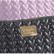 Колекция BEAUTY QUILTED PINK&BLACK (8)