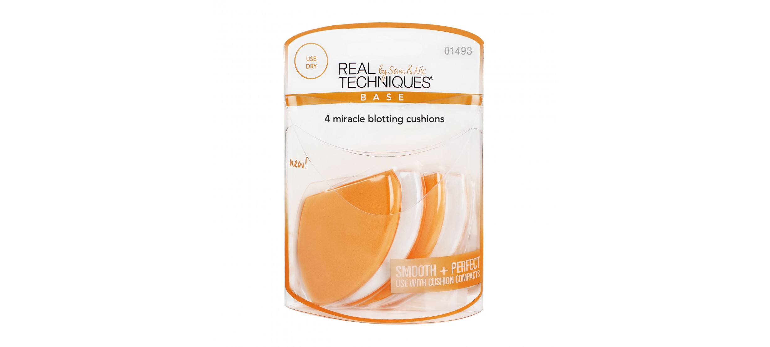 4 Miracle Blotting Cushions