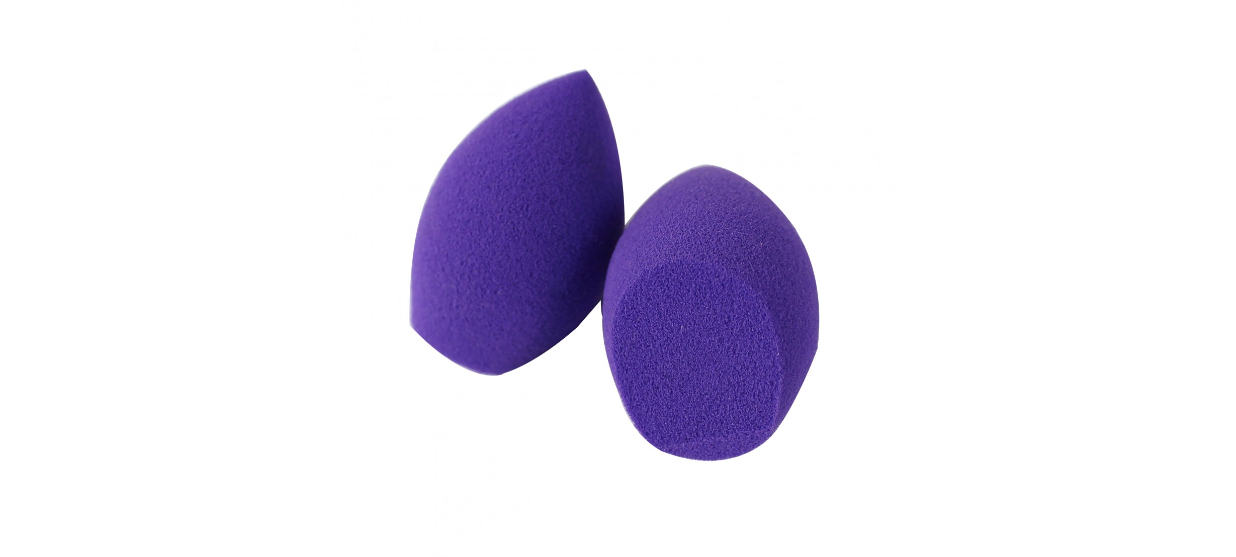 2 MIRACLE MINI ERASER SPONGES - ORNAMENT
